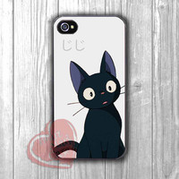 Kiki's Delivery Service Jiji funny cat -5aR for iPhone 4/4S/5/5S/5C/6/ 6+,samsung S3/S4/S5,samsung note 3/4