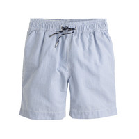 crewcuts Boys Swim Trunk In Seersucker