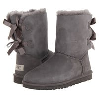 UGG Bailey Bow Grey Twinface - Zappos.com Free Shipping BOTH Ways