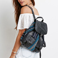 Baja Pattern Backpack