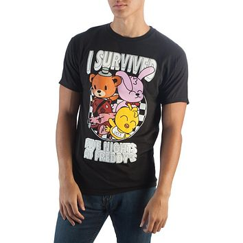 Five Nights I Survived T-Shirt