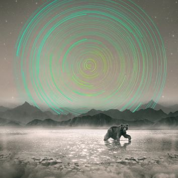 Spinning Out of Nothingness Art Print by Soaring Anchor Designs | Society6