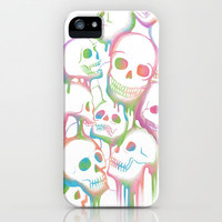 Melting iPhone & iPod Case by Emma Lin