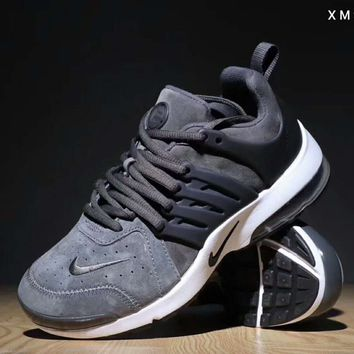 NIKE AIR  PRESTO ESSENTIAL  Fashion Casual Running Sport Shoes Sneakers For Women Men Black G-SSRS-CJZX