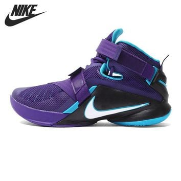 Original NIKE SOLDIER IX EP men's Basketball shoes 749420 sneakers
