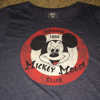 Sale!! Vintage Old Navy Collectabilitees Disney T Shirts MICKEY MOUSE Tee