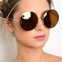 Groovy Baby Round Sunglasses (4 Colors)
