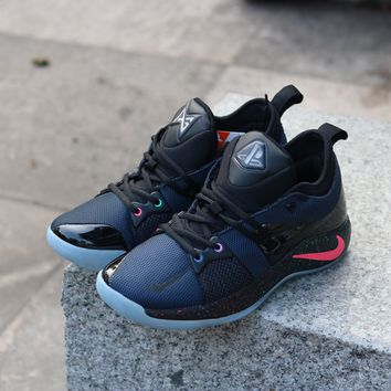 2018 The New  Nike Zoom  Kyrie Irving 4 Black   Basketball Sneaker