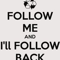 follow me follow back - Google Search