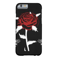Rose Art Barely There iPhone 6 Case