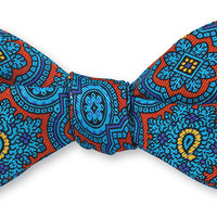 Greenbrier Medallion Bow Tie - B3732