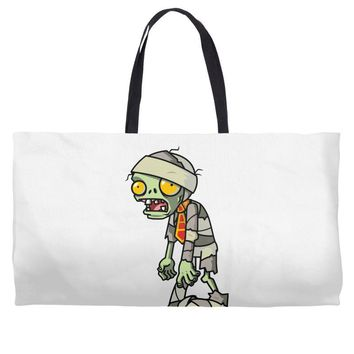 plants vs zombies Weekender Totes