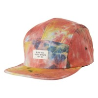 - STERN 5 PANEL CAP BY GLOBE IN RED