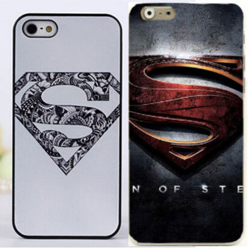 Superman iPhone Cases