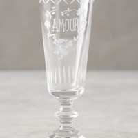 Margeaux Flute by Anthropologie in Clear Size: Flute Kitchen