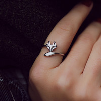 Miss Foxy Ring