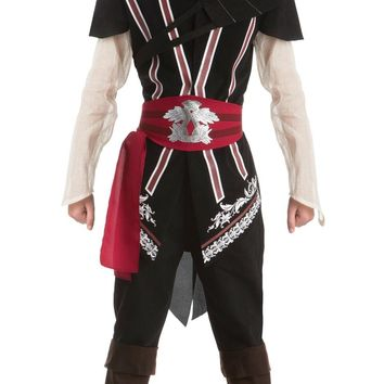 Assassins Creed Ezio awesome video game costume halloween 2017