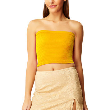 Yellow Submarine Basic Tube Top