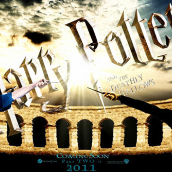 Harry Potter and the Deathly Hallows: Part II 27x40 Movie Poster (2011)
