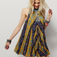 Free People Mystic Wonder Printed Dress