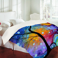 DENY Designs Home Accessories | Madart Inc. Winter Sparkle Duvet Cover Sale Item