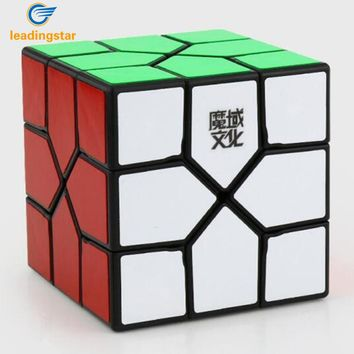 LeadingStar  Magic Cube Creative Skewb Cube Brain Teaser Puzzle Cube for Magic Cuber Professional Players Lovers zk30