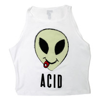 ALIEN ACID CROP TANK