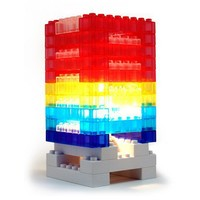 INFMETRY:: DIY Block Colorful Light Desk Lamp - Decor - Home&Decor