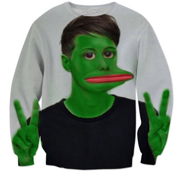 The Dank Dan Howell Meme Jumper