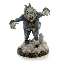 Department 56 Accessory GHASTLY'S NIGHT OUT Polyresin Halloween Village 4050013