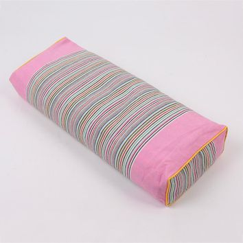 New Arrival Striped Pattern Pillow Comfortable Bedding Pillow Rectangle Body Sleeping Pillows Home Hotel Supplies