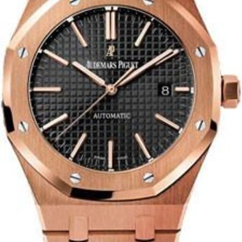 Audemars Piguet - Royal Oak Self Winding 41mm - Rose Gold
