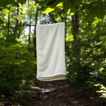 Cocoon Hotel Towel - Off White