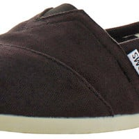 Toms Classic Women's Canvas Slip On Shoes