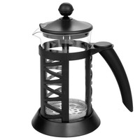 2pcs\lots  Glass Carafe kettle French Press Coffee Maker 1000ML