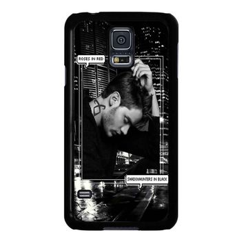 Alec Lightwood Shadowhunters Samsung Galaxy S5 Case