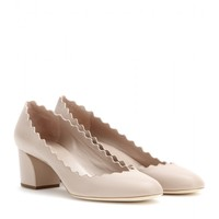 chloé - leather pumps