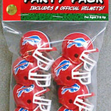 Riddell Party Pack - NFL Buffalo Bills