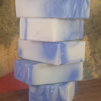 Natural Soap Moisturizing handcrafted - Patchouli handcrafted natural soap with essential oil