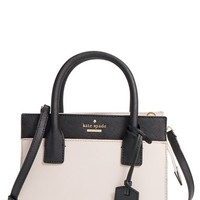 kate spade new york 'cameron street - mini candace' leather satchel | Nordstrom