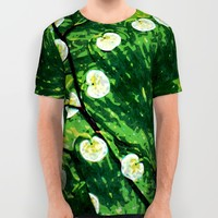 Tree With the Lights All Over Print Shirt by Stephen Linhart