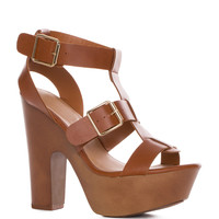 Higher Ground Pumps - Tan
