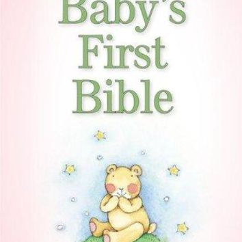 Baby's First Bible: King James Version, Pink