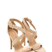 Chic State Strappy Heels