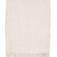 Supersoft Scarf - Oatmeal