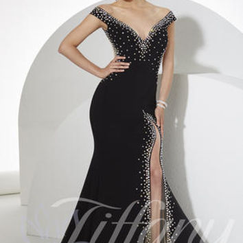 Tiffany Designs 16101 Tiffany Designs Prom Dresses, Evening Dresses and Homecoming Dresses | McHenry | Crystal Lake IL