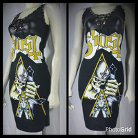 Ghost B.C. PENCIL DRESS