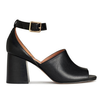 Block-heel Sandals - from H&M