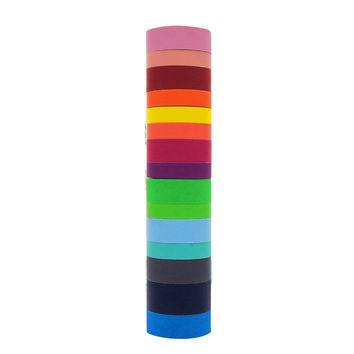 Multicolor Washi Tape Tube by Recollections™