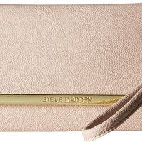 Steve Madden Women's Logo Bar Wallet